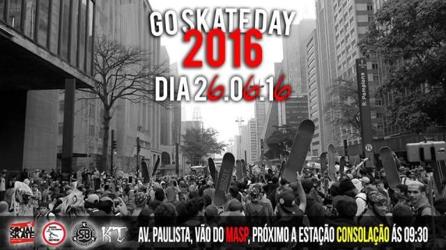 go skate day 2016
