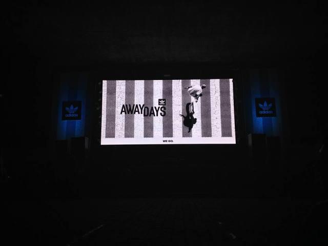 Away Days 08
