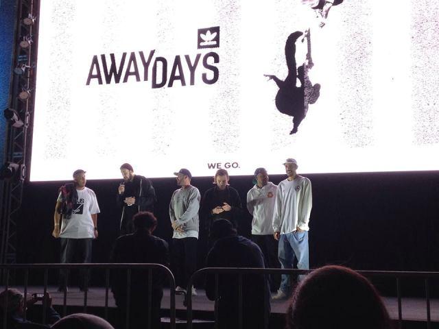 Away Days 13
