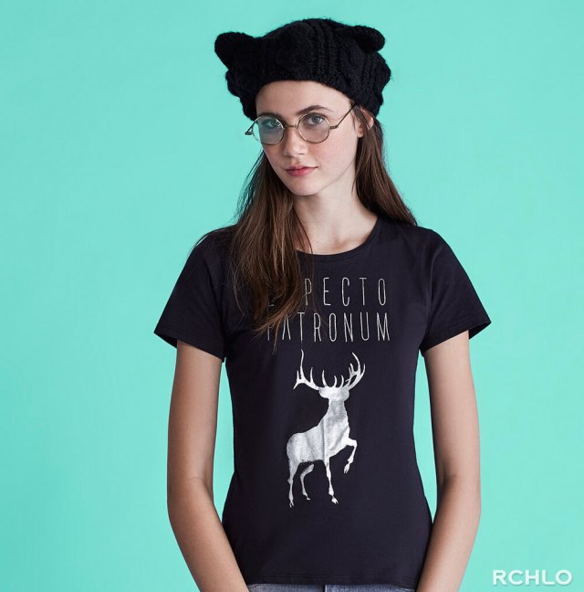 Coleção de roupas Harry Potter