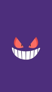 wallpaper Gengar