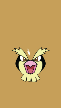 wallpaper Pidgey