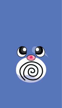 wallpaper Poliwag