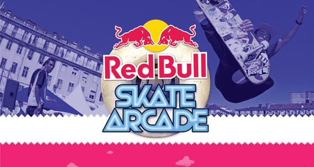 Redbull Skate Arcade 2016